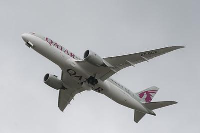 Qatar Dreamliner