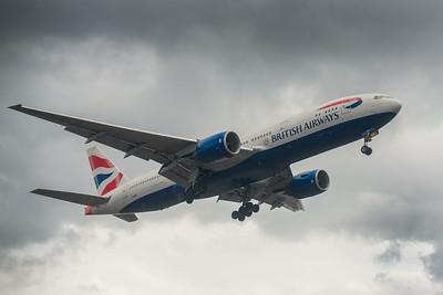 British Airways Triple-7