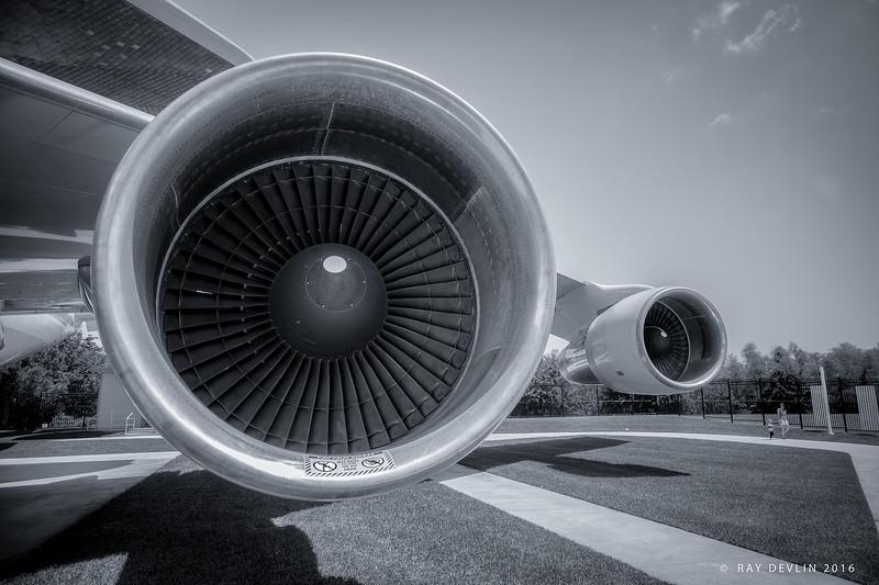 Boeing 747 Engines