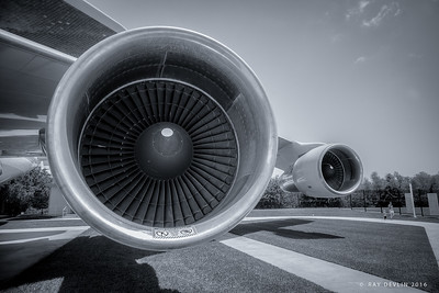 Boeing 747 Engines