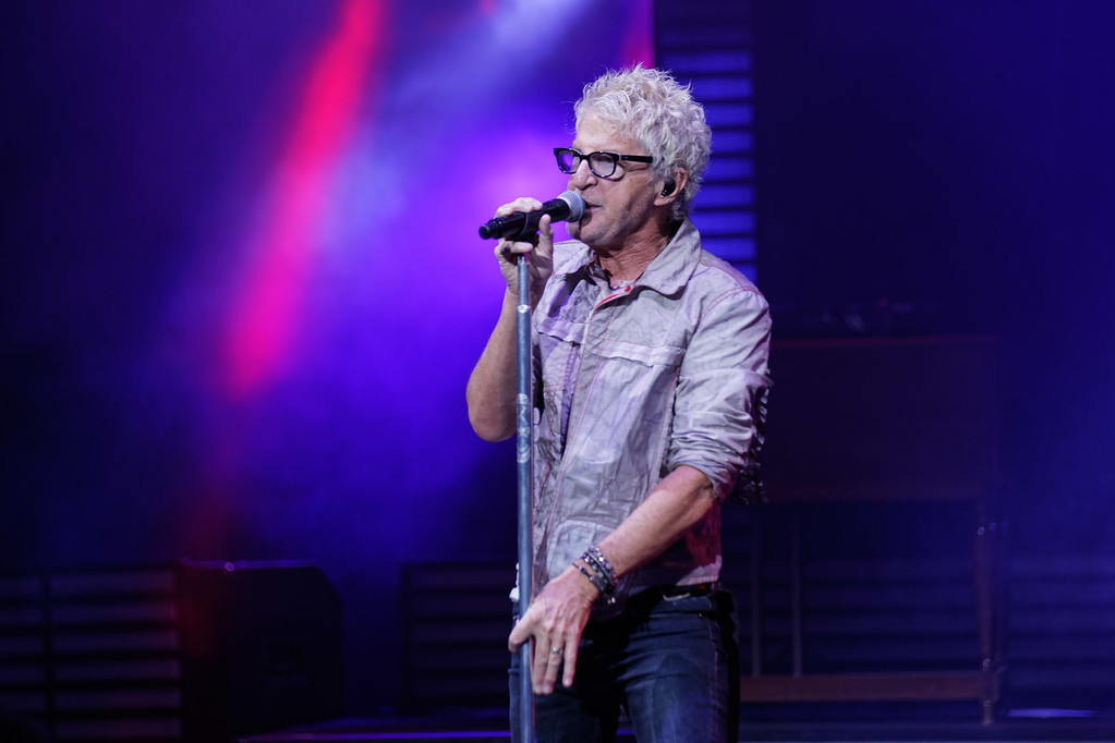 . REO Speedwagon live at DTE on 7-25-2017. Photo credit: Ken Settle