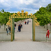 Jardins do Palácio de Drottningholm