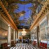 Interior do Palácio de Drottningholm