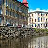 Canal em Gothenburg