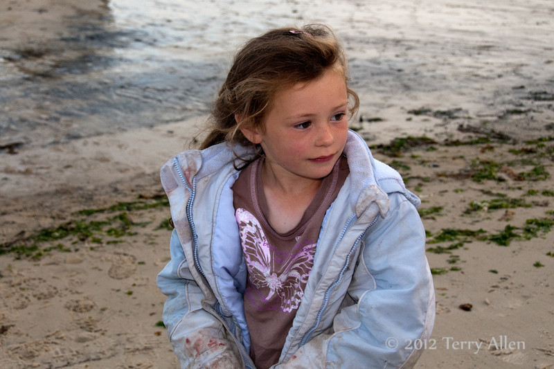 Faulkland Islands girl