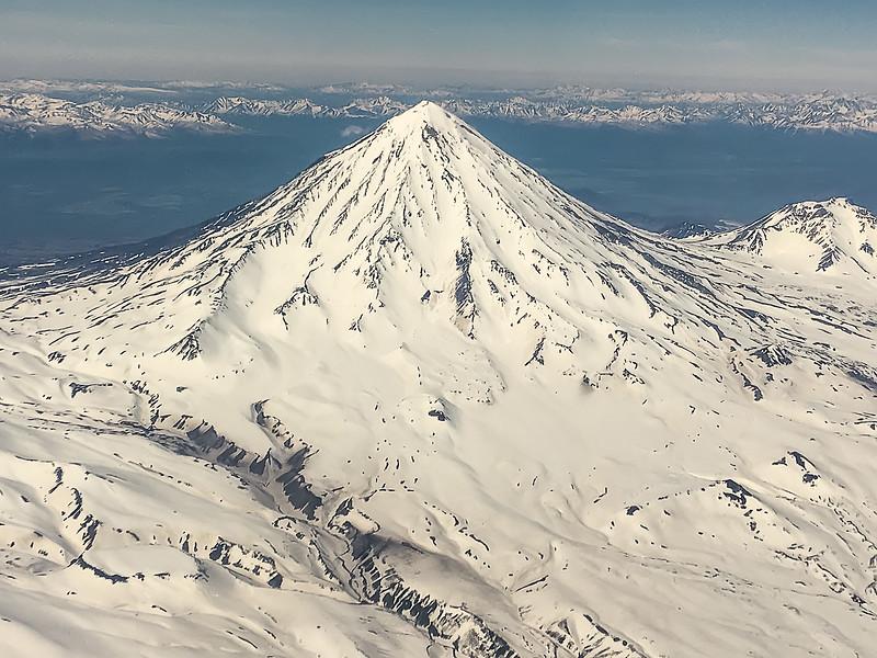 Avachinsky Volcano