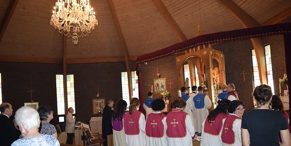 Sub-Deacon Ordinations