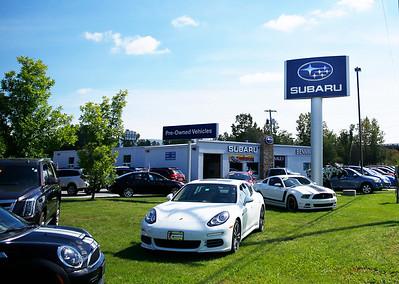 Subaru plans expansion. 092016