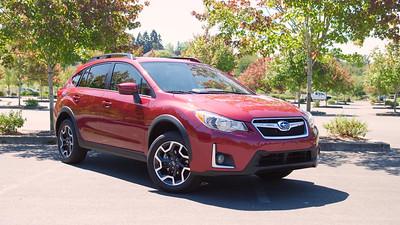 2016 Subaru Crosstrek Premium Reel