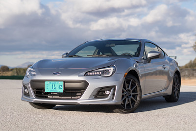 2017 Subaru BRZ Performance Pack