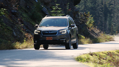 2017 Subaru Forester Touring Driving Reel