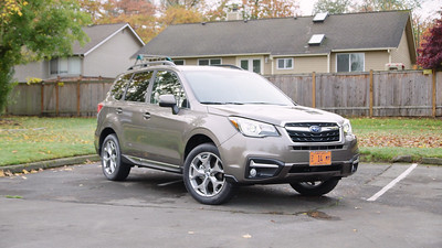 2017 Subaru Forester Touring Parked Reel