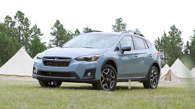 2018 Subaru Crosstrek 2.0i Limited Parked Reel