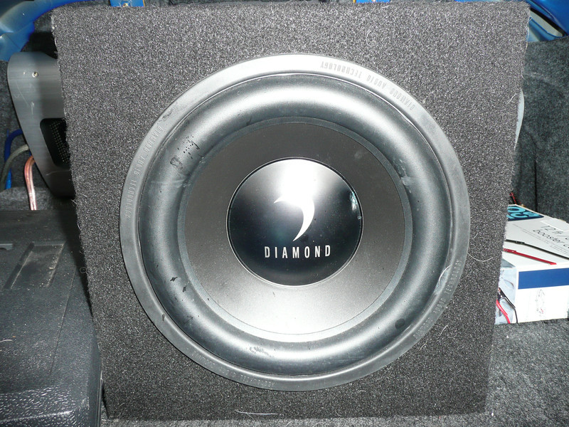 The Diamond Subwoofer