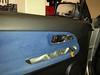 Door pull, window switch, and door handle bezel removed