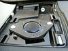 "Aftermarket tweeter and tweeter adapter bracket  from  <a href=""http://www.car-speaker-adapters.com/items.php?id=SAK009""> Car-Speaker-Adapters.com</a>   installed in dash"