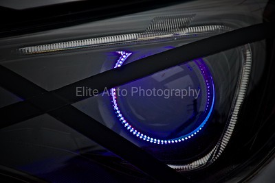 Subaru BRZ Custom Headlight