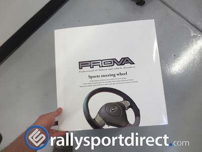 5-04-13 Prova Steering Wheel