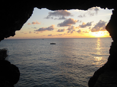 Mouth of Moonbeam Caves