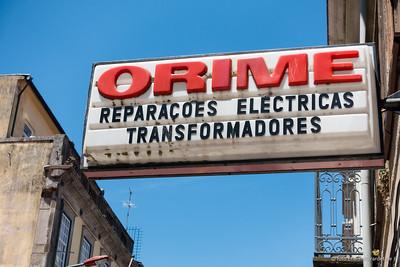 ORIME - reparações electricas