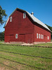 Nebraska Red Barn