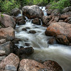 Peggy's Falls On Guanella Pass.