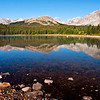 Brainard Lake in Indian Peaks wilderness