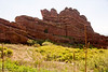 Marble Top Rocks at Red Rocks