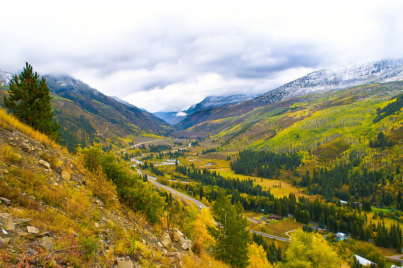 September in the Valley