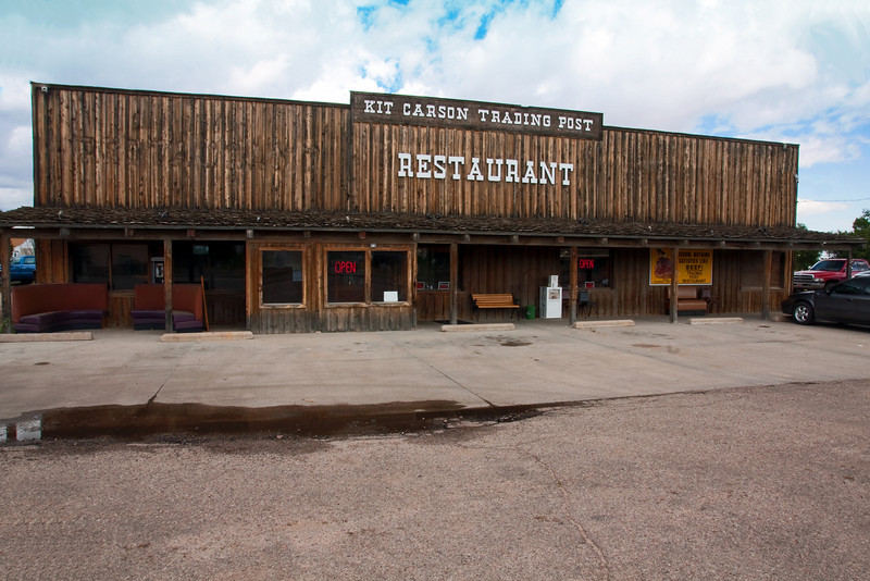 For Sale! - One Old Trading Post