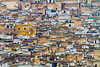 View of city houses - Morocco