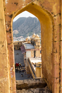 View of Amer Fort - Asia - India