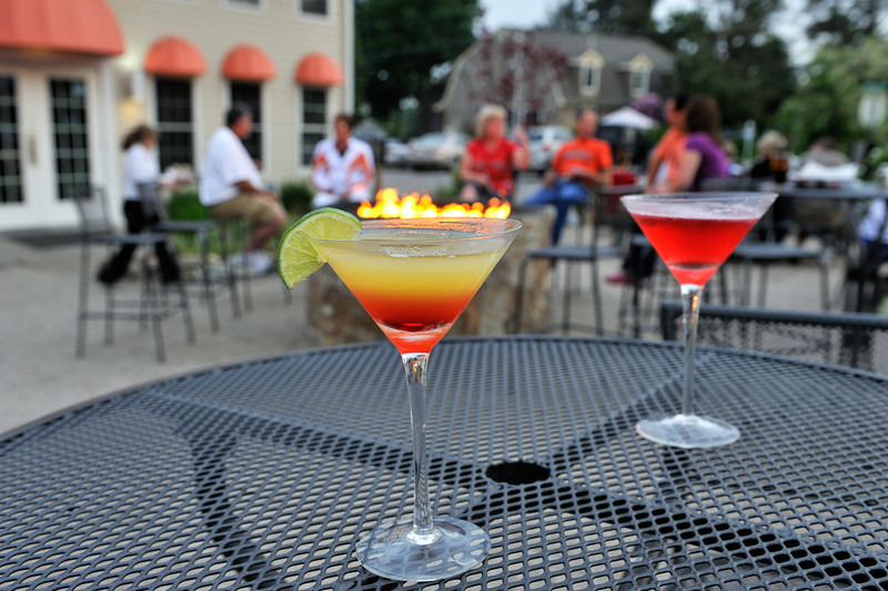 Dueling Martinis