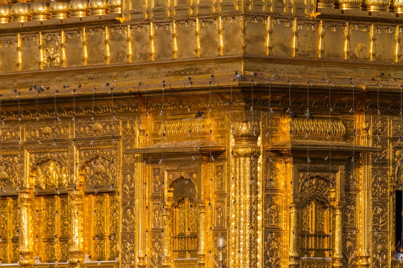 Details of Golden Temple - India - Punjab - Amritsar