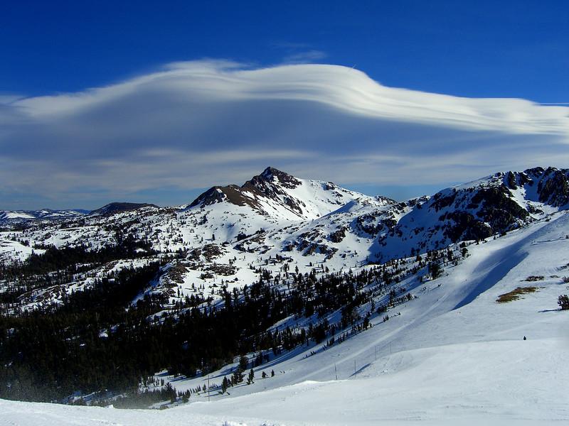 Tahoe Mountains