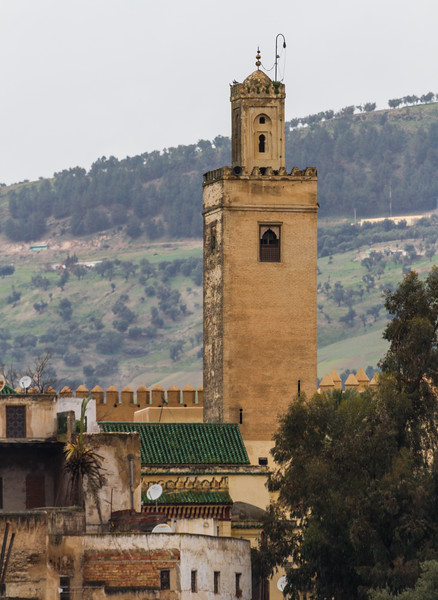 View of church - Morocco