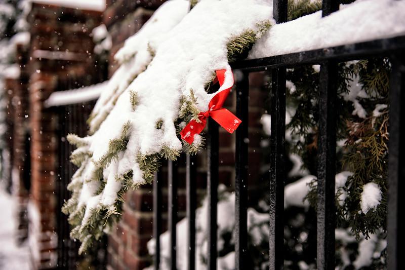 Snowy Ribbon