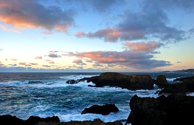 Mendocino Headlands Pacific Ocean