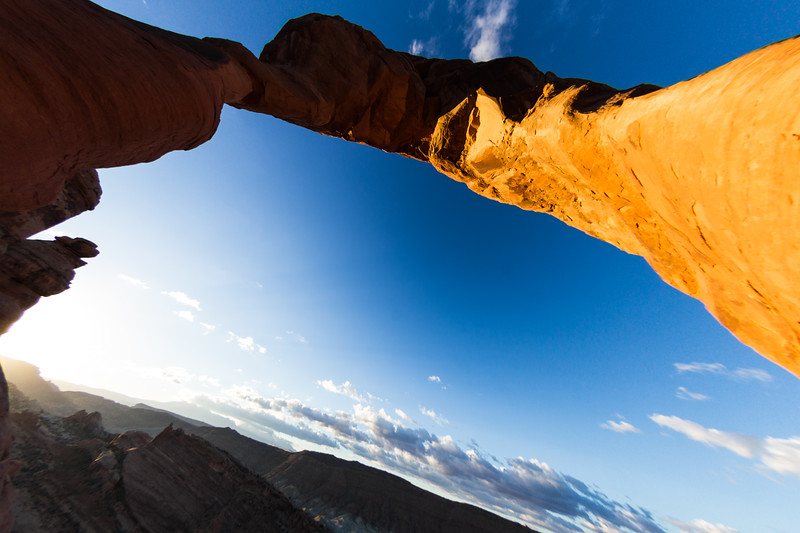 Delicate Arch at Arches National Park - Utah - USA