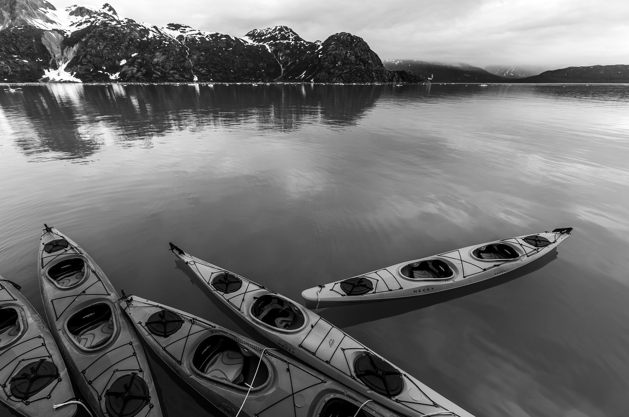 Kayaks And The Wilderness