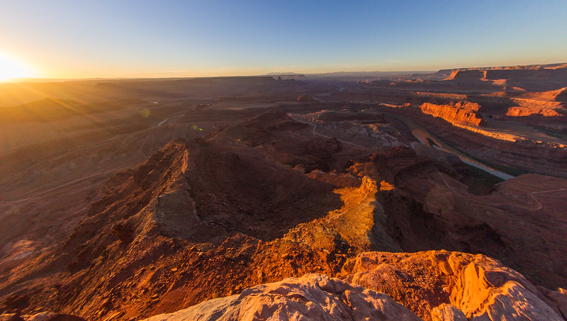 View of Dead Horse Point State Park - Utah - USA