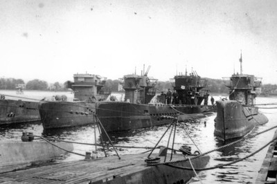 German Submarines..