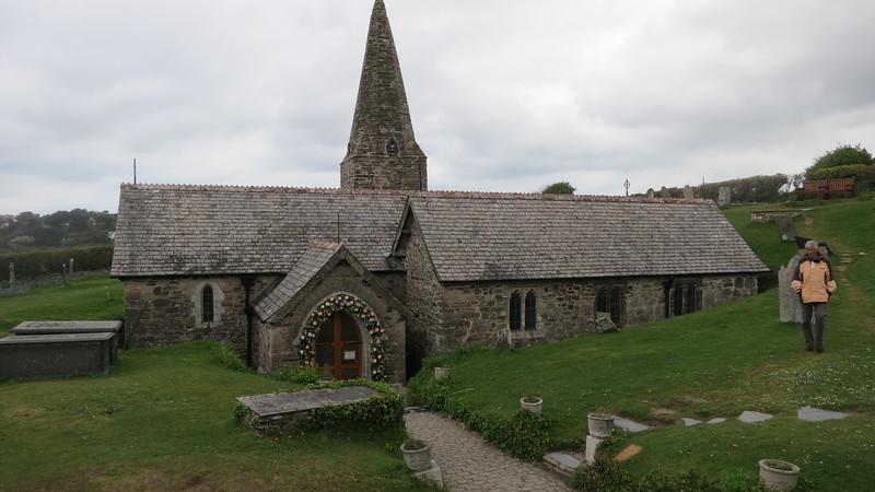 St Enodocs Church