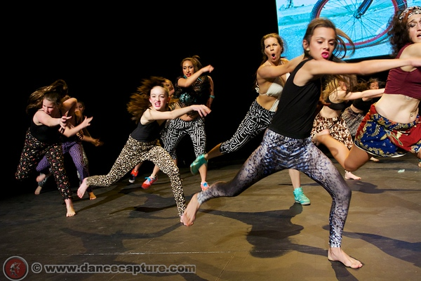 Dancehall performance with Play Dance Agency