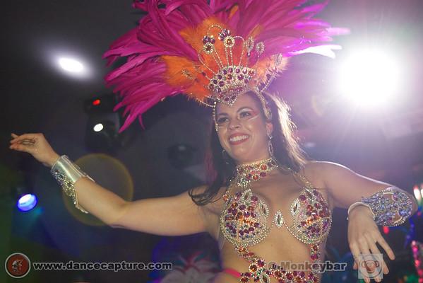 One night in BRAZIL Friday May 16 @ MonkeyBAR