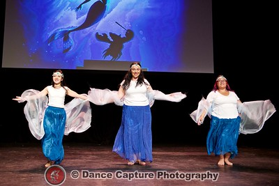 Little Mermaid - Brazilian Samba