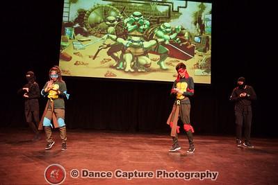 Ninja Turtles - Hip Hop