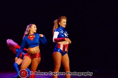 Superheroes - Dancehall Queens