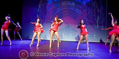 Moulin Rouge - Samba - Charmosas