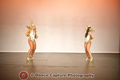 Amateur Samba Duet